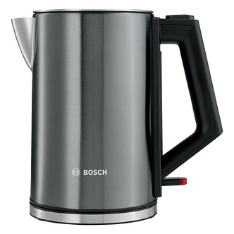 Bosch TWK7105GB City Collection Cordless Jug Kettle in Anthracite