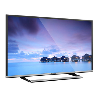 Panasonic TX40CS520B 40 Full HD 1080p Smart LED TV 100Hz Freeview HD