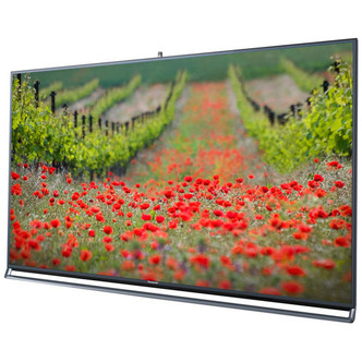 Panasonic TX60AS802B 60 3D Full HD 1080p Smart LED TV 1800Hz Freeview