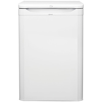 Indesit TZAA10 55cm Undercounter Freezer in White 0 85m 77L A Rated
