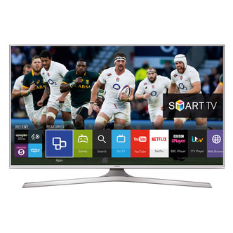Samsung UE40J5510 40 Full HD 1080p Smart LED TV PQI400 Freeview HD Whi