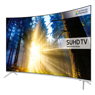 Image of Samsung UE49KS7500 49 4K HDR S Ultra HD Curved Smart LED TV 2200 PQI