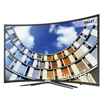Visualizza prodotto: Samsung UE49M6320 49 Curved Full HD 900 PQI Smart LED TV in Dark Silve