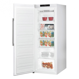 Hotpoint UH6F1CW Tall Frost Free Freezer in White 1 67m 222L A Rated