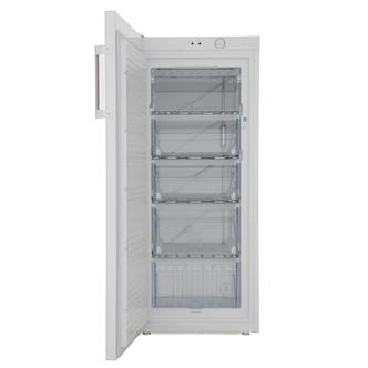 Indesit UI41W 60cm Wide 142cm High Upright Freestanding Freezer - Global White