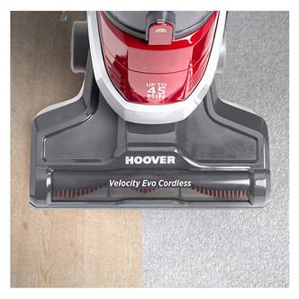 Hoover VE18LIG Velocity Evo Cordless Bagless Upright Vacuum Cleaner