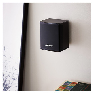 Image of Bose VI 300 BK Virtually Invisible Wireless Surround Speakers in Black