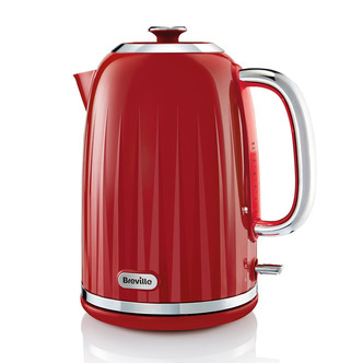 Breville VKT006 Impression Collection Kettle in Red