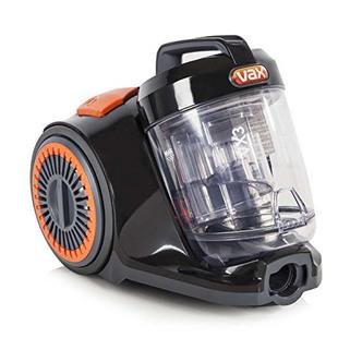 Vax VRS203 VX3 Bagless Cylinder Cleaner in Black Orange