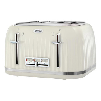 cream 4 slice toaster shop for cheap toasters and save. Black Bedroom Furniture Sets. Home Design Ideas