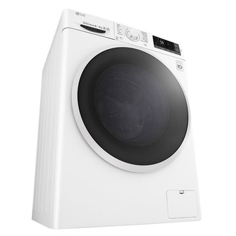 LG W5J6AM0WW Washer Dryer in White 1400rpm 8kg A Rated
