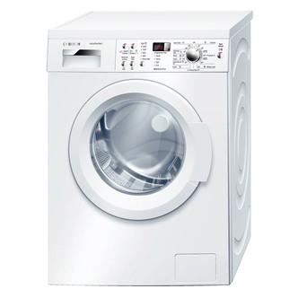 Bosch WAQ283S1GB Serie 4 Washing Machine in White 1400rpm 8kg A