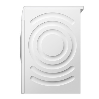 Bosch WAU28PH9GB Serie 6 Freestanding Washing Machine, Home Connect, 9kg load, 1400rpm spin, White