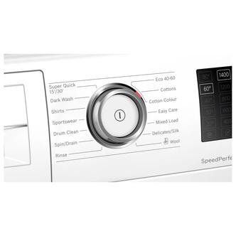 Image of Bosch WAU28R90GB Serie 6 Washing Machine in White 1400rpm 9Kg C