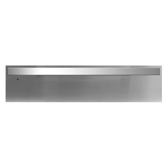 Baumatic WD01SS Built In Warming Drawer in Stainless Steel 140mm