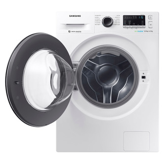 Samsung WD80M4453JW ECO BUBBLE Washer Dryer in White 1400rpm 8kg 6kg