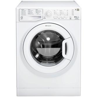 Hotpoint WDAL8640P AQUARIUS Washer Dryer in White 1400rpm 8kg 6kg