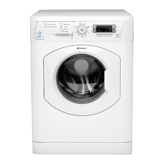 Hotpoint WDD756P AQUARIUS Washer Dryer in White 1600rpm 7kg 5kg