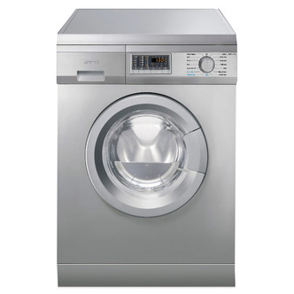 Smeg WDF147XS 7kg Washer Dryer in Stainless Steel 1400rpm