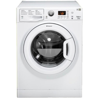 Hotpoint WDPG8640P AQUARIUS Washer Dryer in White 1400rpm 8kg 6kg AAA