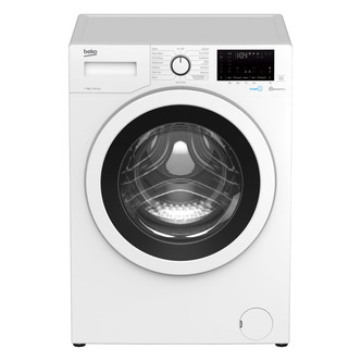 Image of Beko WEC840522W Washing Machine in White 1400rpm 8Kg A Rated