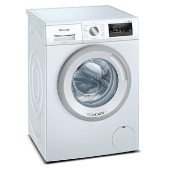 Siemens WM14N191GB Washing Machine in White 1400rpm 7kg D Rated