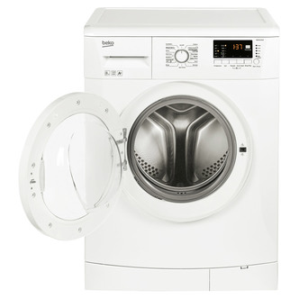 Beko WM8120W Washing Machine in White 1200rpm 8kg A