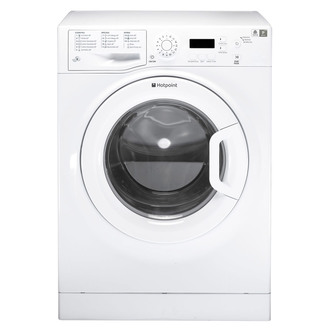 Hotpoint WMAQF621P AQUARIUS Washing Machine in White 1200rpm 6kg A