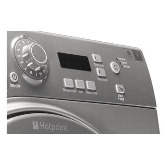 Hotpoint WMAQG641G Aquarius Washing Machine in Graphite 1400rpm 6kg A