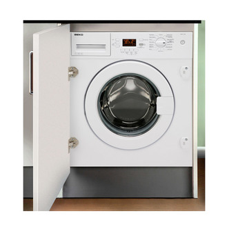 Beko WMI71441 Integrated Washing Machine 1400rpm 7kg A Rated
