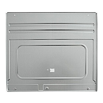 Image of Bosch WMZ20430 Built Under Cover Plate for Washing Machines