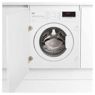 Beko WTIK74151F Integrated Washing Machine 1400rpm 7kg C Rated