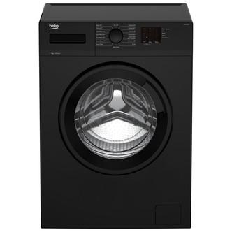 Beko WTK72041B Washing Machine in Black 1200 rpm 7Kg D Rated