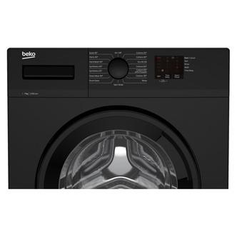 Beko WTK72042B Washing Machine in Black 1200 rpm 7Kg E Rated