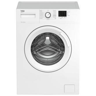Beko WTK82041W Washing Machine in White 1200 rpm 8Kg C Rated