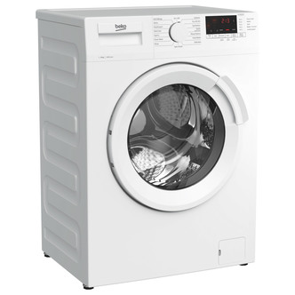 Image of Beko WTL84141W Washing Machine in White 1400rpm 8Kg A Rated