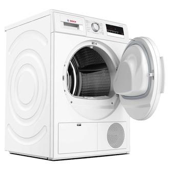 Bosch WTN83200GB 8kg Serie 4 Condenser Dryer in White Sensor B Energy