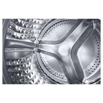 Samsung WW80T554DAX Washing Machine in Graphite 1400rpm 8kg B Rated Ad