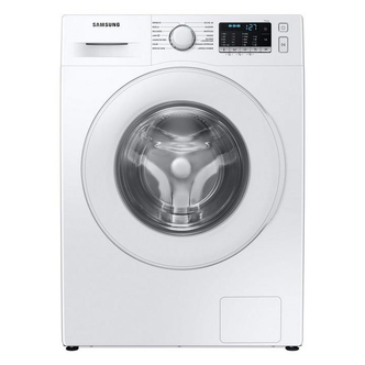 Image of Samsung WW80TA046TE Washing Machine in White 1400rpm 8kg A EcoBubble