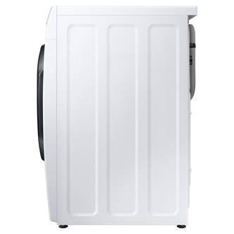 Samsung WW90T854DBH/S1 Freestanding Washing Machine with QuickDrive™ and ecobubble™, 9kg Load, 1400rpm Spin, White, A+++