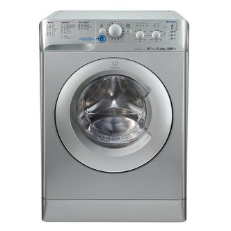 Indesit XWC61452S INNEX Washing Machine in Silver Grey 1400rpm 6kg A