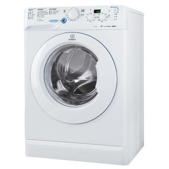 Indesit XWD71452W INNEX Washing Machine in White 1400rpm 7kg A AB