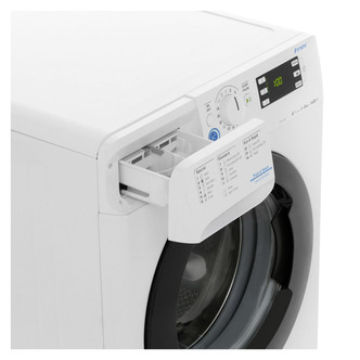 Indesit XWE81482XWKK INNEX Washing Machine in White 1400rpm 8kg A Rate