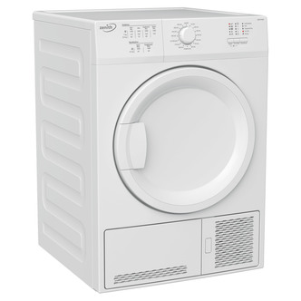 Image of Zenith ZDCT700W 7Kg Condensor Tumble Dryer in White