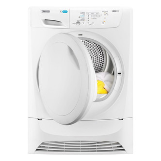 Zanussi ZDP7202PZ 7kg Condenser Tumble Dryer in White