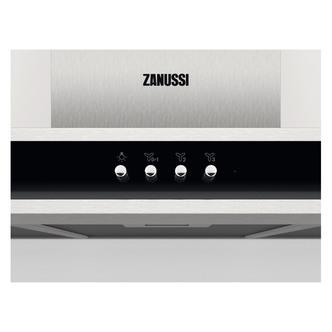 Image of Zanussi ZFT519X 90cm Chimney Hood in St Steel 3 Speed Settings