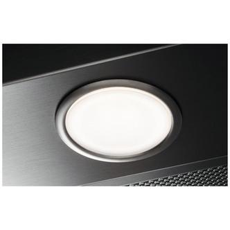 Image of Zanussi ZHB92670XA 90cm Flat Chimney Hood in St Steel 3 Speed Fan