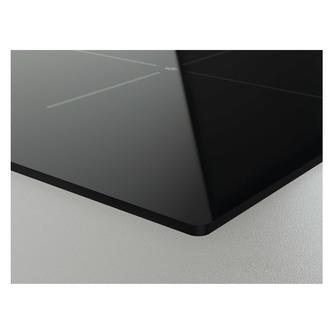 Zanussi ZHRX643K 60cm Ceramic Hob in Black Touch Controls