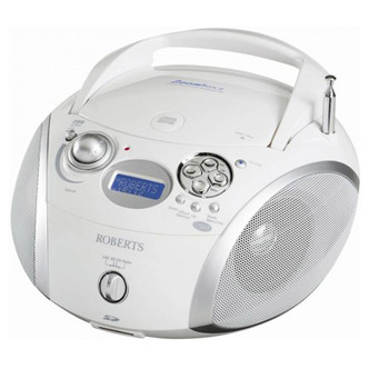 Roberts ZOOMBOX 2 Portable DAB Radio with CD Player