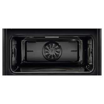 Zanussi ZVENM6X2 Compact Multifunction Oven with Microwave in St Steel